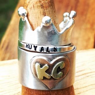 KC Royals Sterling Band