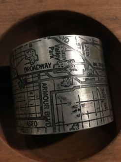 Downtown Kansas City Broadway Cuff